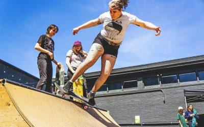 Women, Queers, And Trans Folks Taking Over Skate Culture