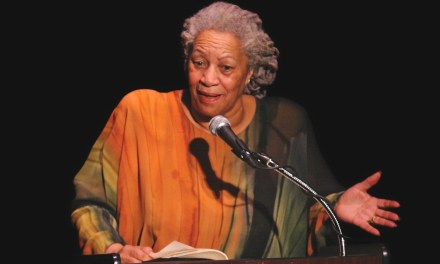 """What a Life. What a Remarkable Remarkable Life"": The Passing of Toni Morrison"