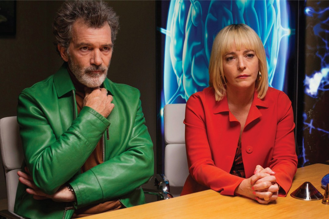 Almodóvar's depiction of his own pain feels intimate and confessional.