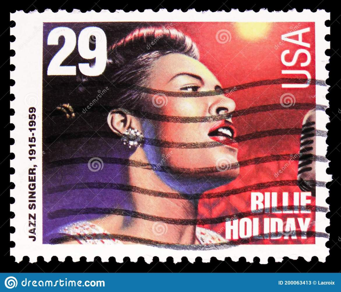 Billie Holiday Against The United States of America