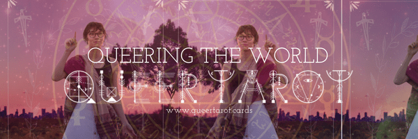 Queering the World Tarot Card