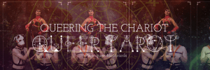 Queer Tarot Cards The Chariot Queer Tarot the Chariot Card