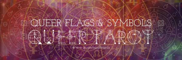 Queer Flags and Symbols_ Queer Tarot Cards