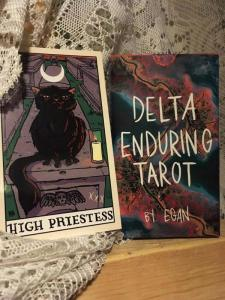 List of QUEER TAROT DECKS Delta Enduring Tarot Deck