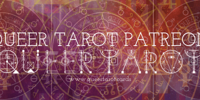 Why the Queer Tarot Project is now on Patreon