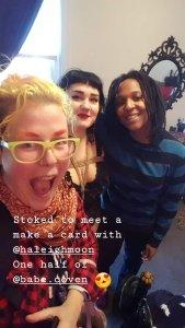 Philadelphia Queer tarot shoot