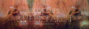 Queering the Six of Cups Queer Tarot Cards The 6 of Cups Minor Arcana