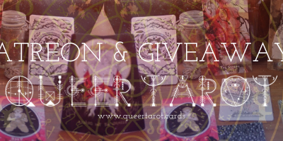 Slow Holler Deck Giveaway & Queer Tarot Patreon for 2020