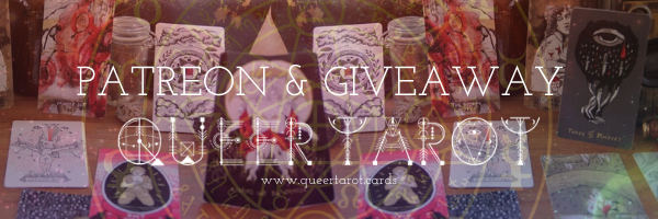Slow Holler Giveaway Queer Tarot Cards Patreon launch for 2020