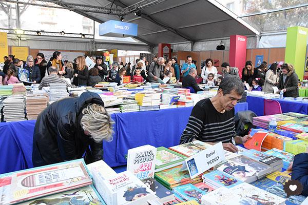 Grain de sel, le festival du livre jeunesse