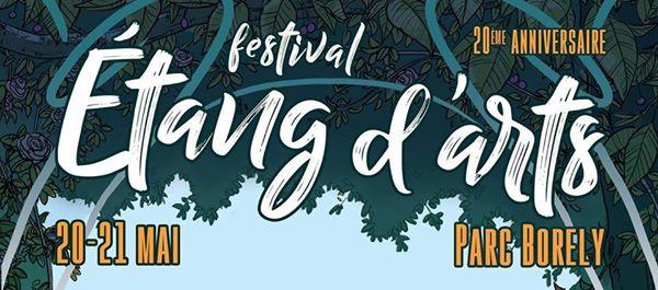 Festival Etang d'Arts : annulé