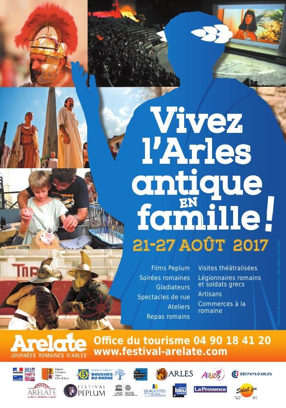 Arelate, l'Arles Antique