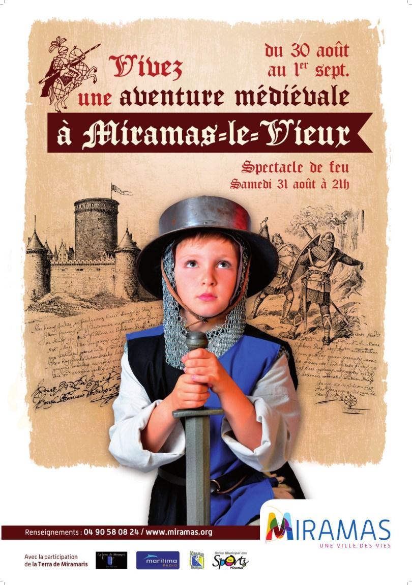 Fêtes médiévales de Miramas