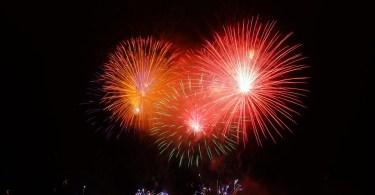Festivités du 14 juillet à Marseille