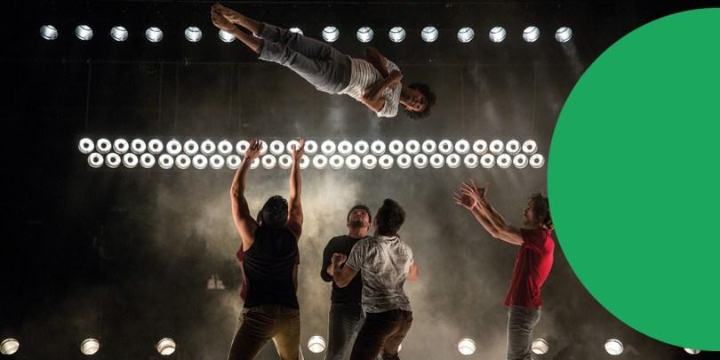 Soirée cirque contemporain au Mucem