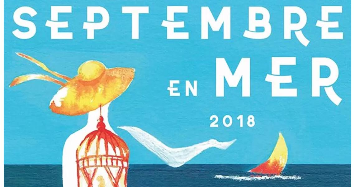 Septembre en mer 2018