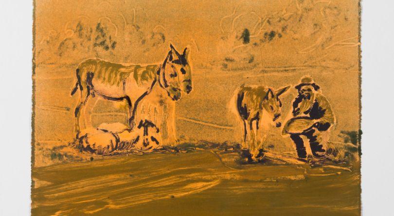 L'aventure en peinture à la Friche