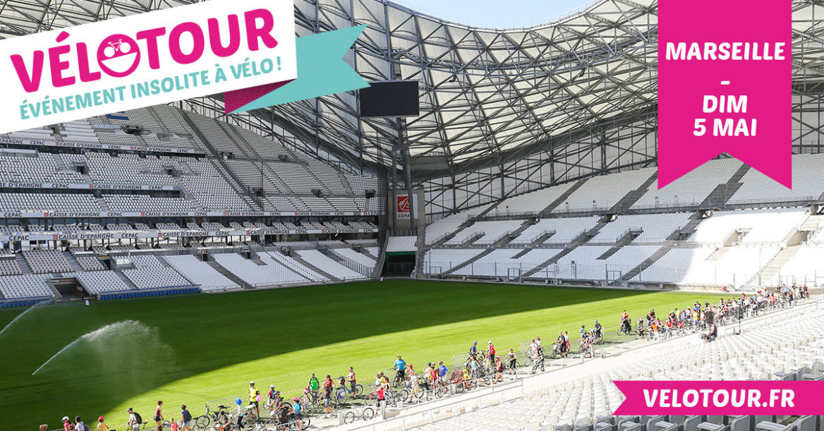Vélotour 2019 Marseille