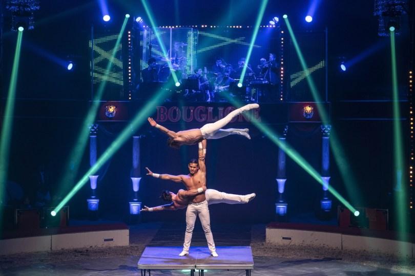 Le Cirque Bouglione à Marseille