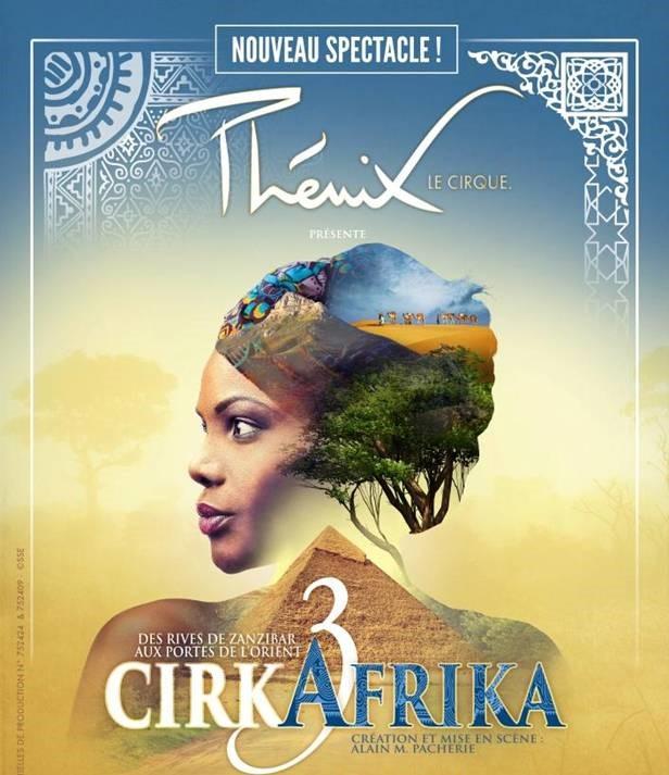 CirkAfrica 3 à Marseille