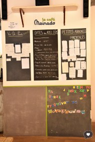 Tribu Meinado, activités parents-enfants