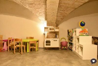 Tribu Meinado, salle de jeux enfants