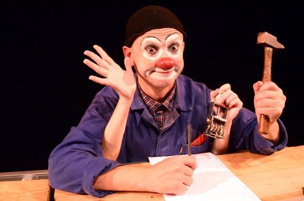 O travail au Théâtre des Chartreux
