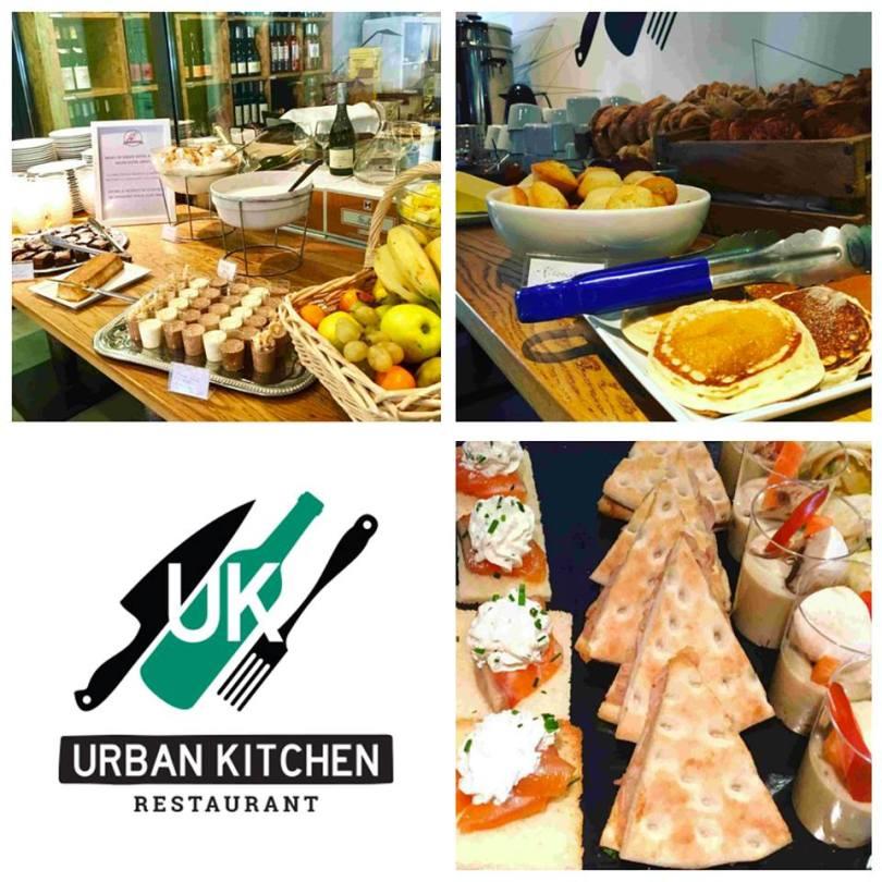 Brunch Urban kitchen