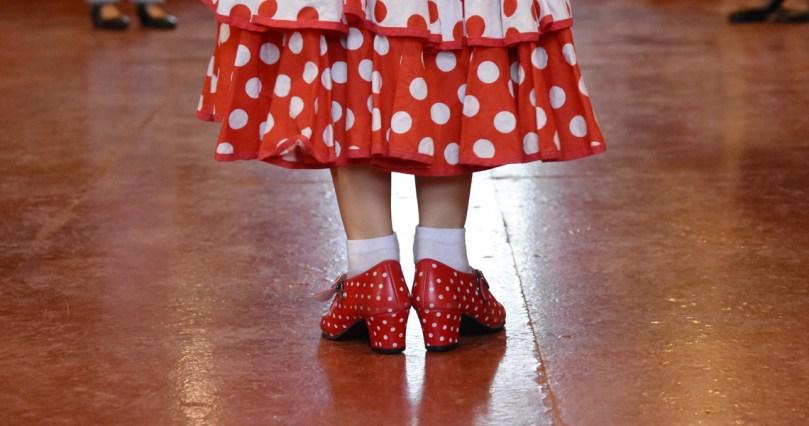 Flamenco enfants à Marseille