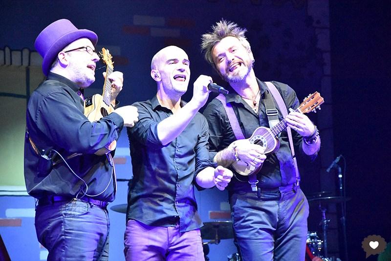 Aldebert en concert au Théâtre Silvain