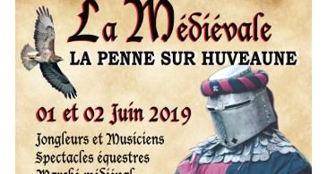 La Médiévale 2019 à la Penne-sur-Huveaune