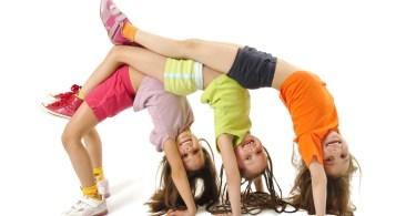 Ludigym, gym dès 8 mois pour les enfants