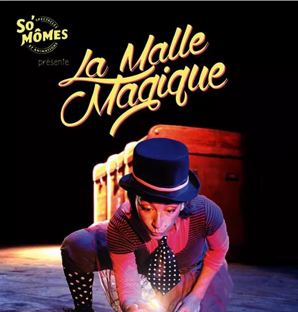 La Malle magique, spectacle jeune public à Marseille