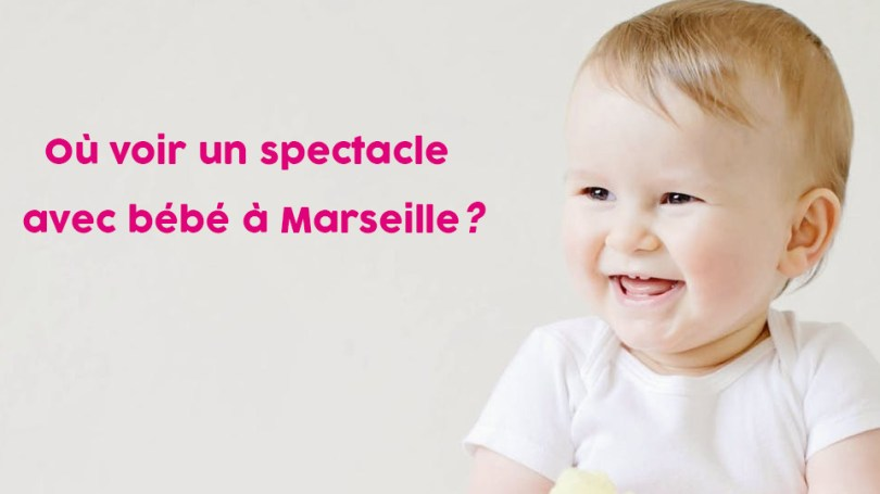 spectacle tout-petit à Marseille