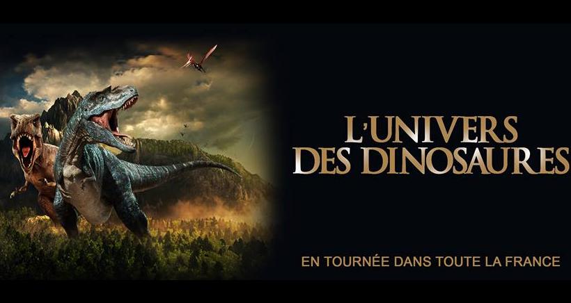 L'univers des Dinosaures débarque à Marseille