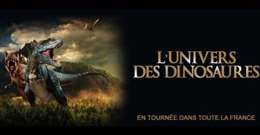 L'univers des dinosaures à Marseille