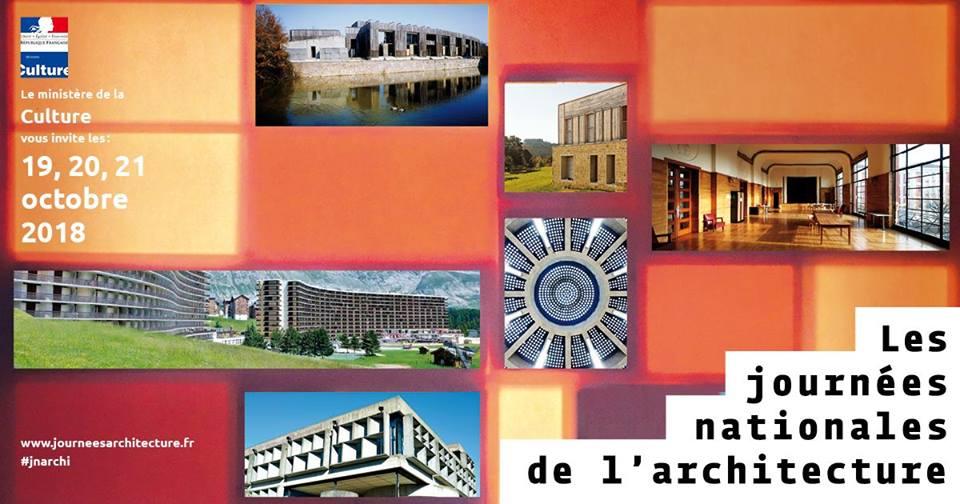 Les Journées nationales de l'Architecture à Marseille