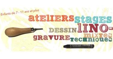 Le Petit Atelier d'Endoume, stages et ateliers enfants