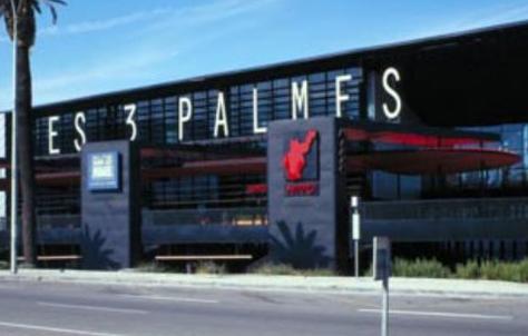 Cinéma Les 3 Palmes Marseille
