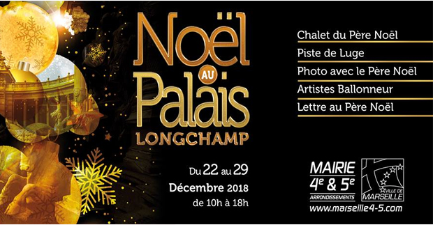 Noël au Palais Longchamp