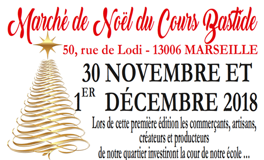 Noel au Cours Bastide