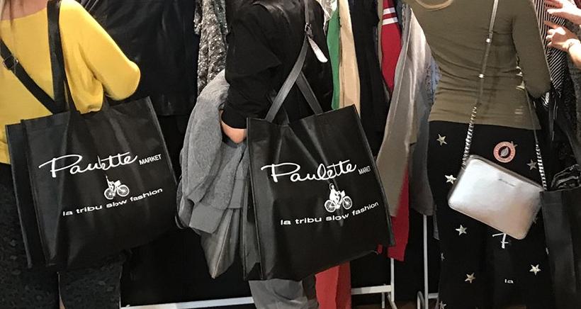 Vide dressing Paulette Market