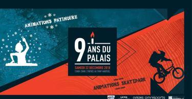 9 ans du Palais Omnisports
