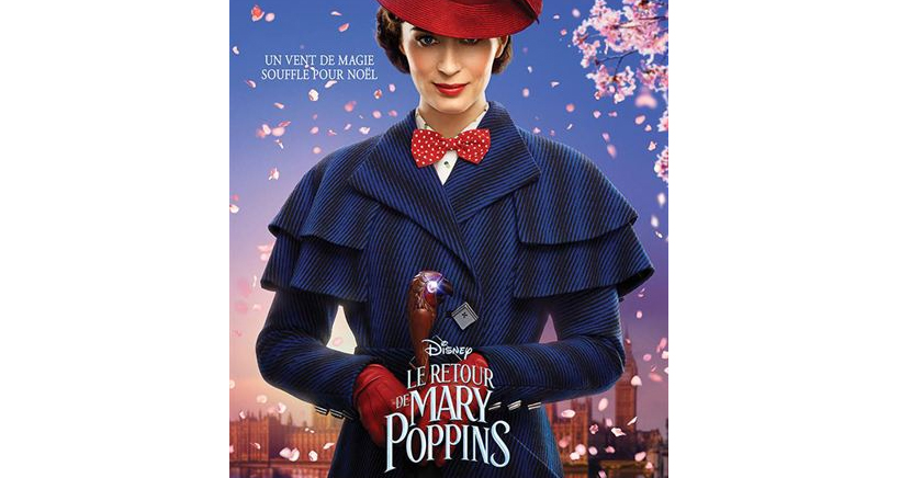 Le retour de Mary Poppins, spectacle et ciné