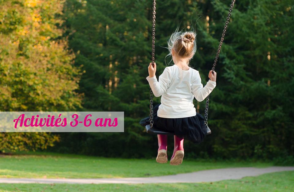 Les activités à Marseille pour les enfants de 3 à 6 ans.