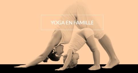 Yoga en famille avec Hora Yoga Marseille