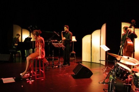 Nanan , concert jazz pour enfants