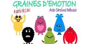 Graines d'émotions, spectacle à découvrir dès 1 an à Marseille