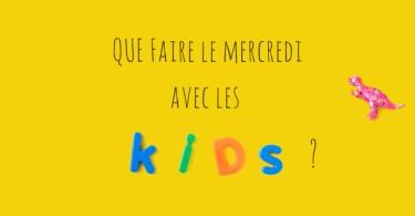 Que faire le mercredi avec les enfants à Marseille ?