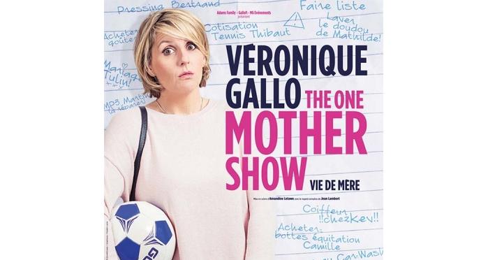 Véronique Gallo à l'espace Julien, l'interview